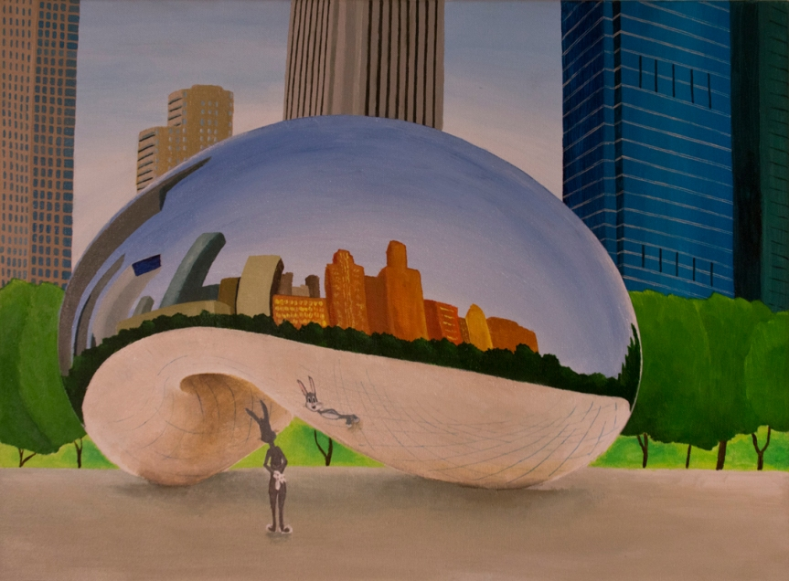 The Rabbit at CloudGate